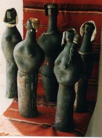 Mira KuÇuku ceramics