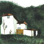 Prizren #2, Watercolor