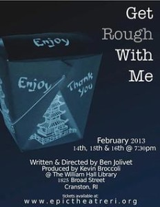 Get Rough With Me art poster