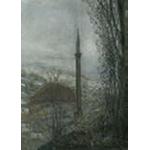 Prizren Watercolor Print